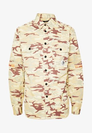 RONNIE SHIRT - Shirt - military camouflage