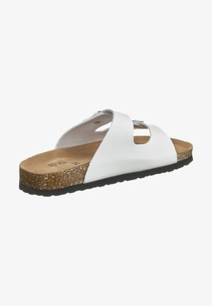 Slippers - 1002 white