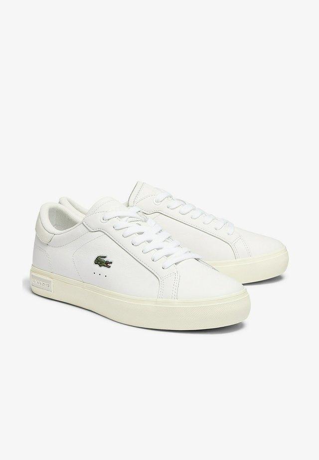 Sneakersy niskie - wht/off wht