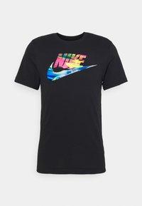 Nike Sportswear - TEE SPRING BREAK - Print T-shirt - black - 4