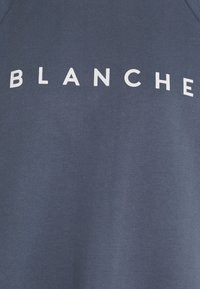 BLANCHE - HELLA EXCLUSIVE - Sweatshirt - indigo/white - 6