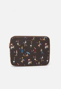MICHAEL Michael Kors - JET SET LAPTOP CASE - Laptop bag - brown/multi - 0