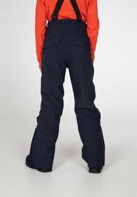 Protest - SPIKE JR  - Zimní kalhoty - space blue - 2