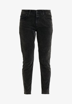 BAKER - Trousers - washed black