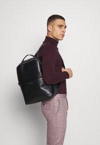 Calvin Klein - BACKPACK - Reppu - black - 1