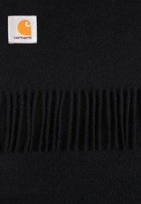 Carhartt WIP - CLAN SCARF  - Scarf - black - 3