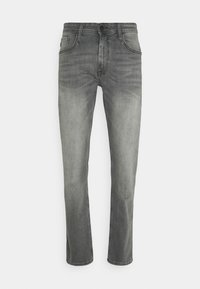 Slim fit jeans - denim light grey