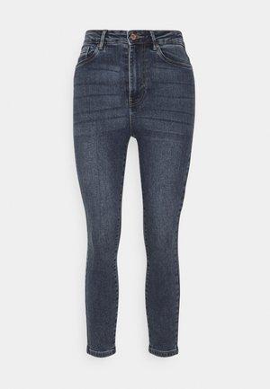VMSANDRA - Jeans Skinny Fit - medium blue