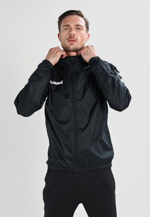 CORE SPRAY  - Training jacket - black