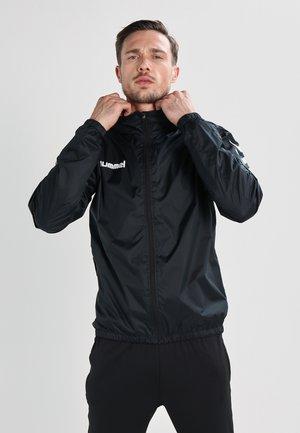 CORE SPRAY  - Træningsjakker - black