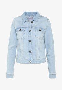 Noisy May - NMDEBRA JACKET - Denim jacket - light blue denim - 3
