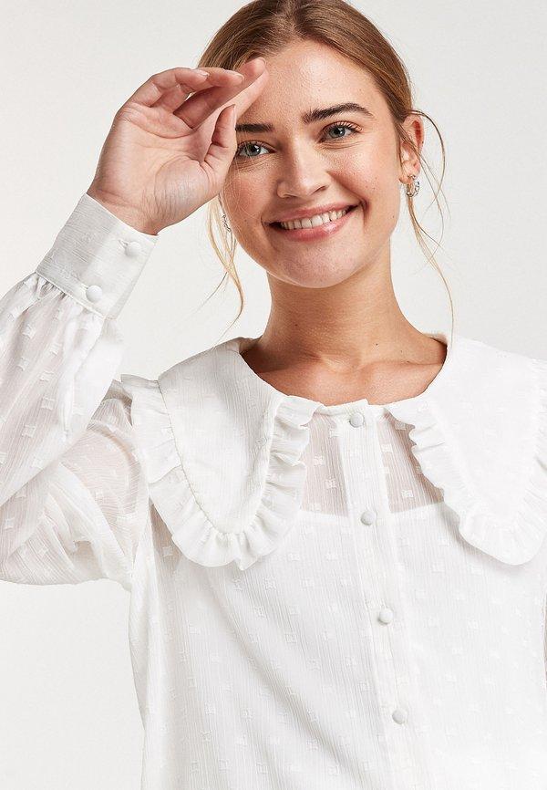 Next Bluzka - white/biały WKPV