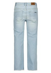 Garcia - WIDE FIT - Jeans Straight Leg - bleached - 1