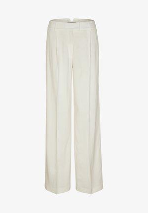 Pantaloni - soft white