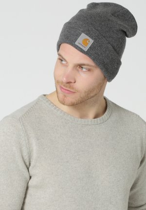 WATCH HAT UNISEX - Mütze - dark grey heather