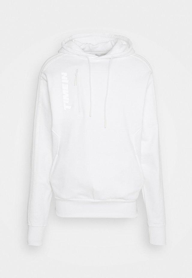 NINJA HOODIE UNISEX - Sweatshirt - white