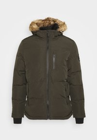 TRAIL - Winter jacket - khaki