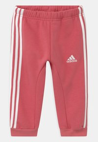 adidas Performance - LOGO SET UNISEX - Tracksuit - hazy rose/white - 2