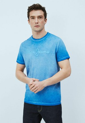 WEST SIR - T-shirt con stampa - bright blue