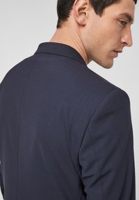 s.Oliver BLACK LABEL - SLIM FIT - Giacca elegante - dark blue - 5
