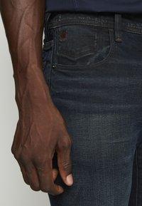 G-Star - G-BLEID SLIM C - Slim fit jeans - kir stretch denim o - antic dark ink blue - 3
