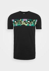 Ellesse - MORELA - T-shirt print - black - 4