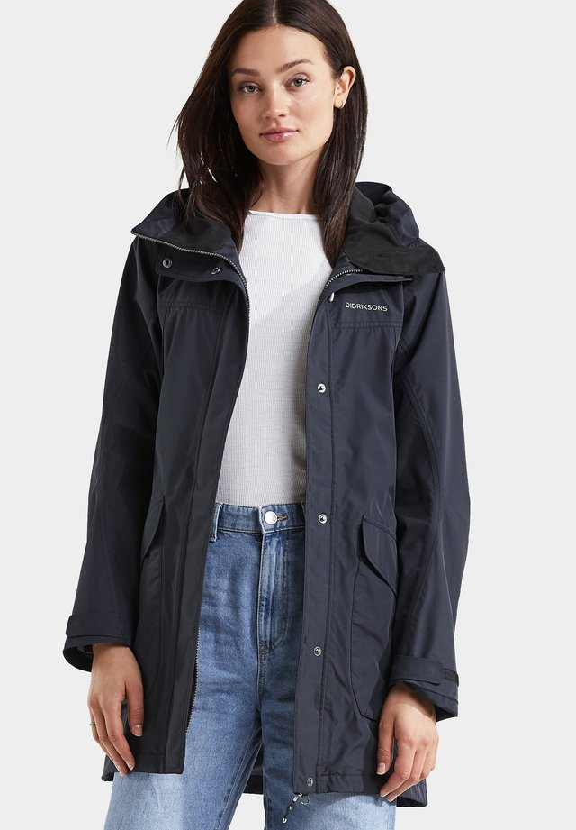 Parka - dark night blue