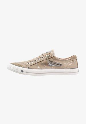 Sneakers laag - sand