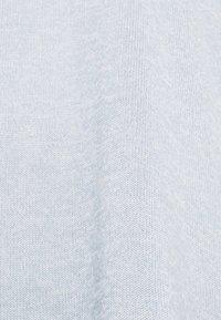 Vero Moda Tall - VMBRIANNA - Jumper - blue fog/birch melange - 2