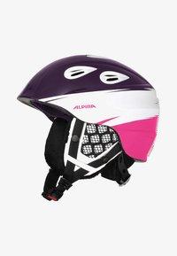 Alpina - GRAP 2.0 JR. - Helmet - purple/white/pink - 0