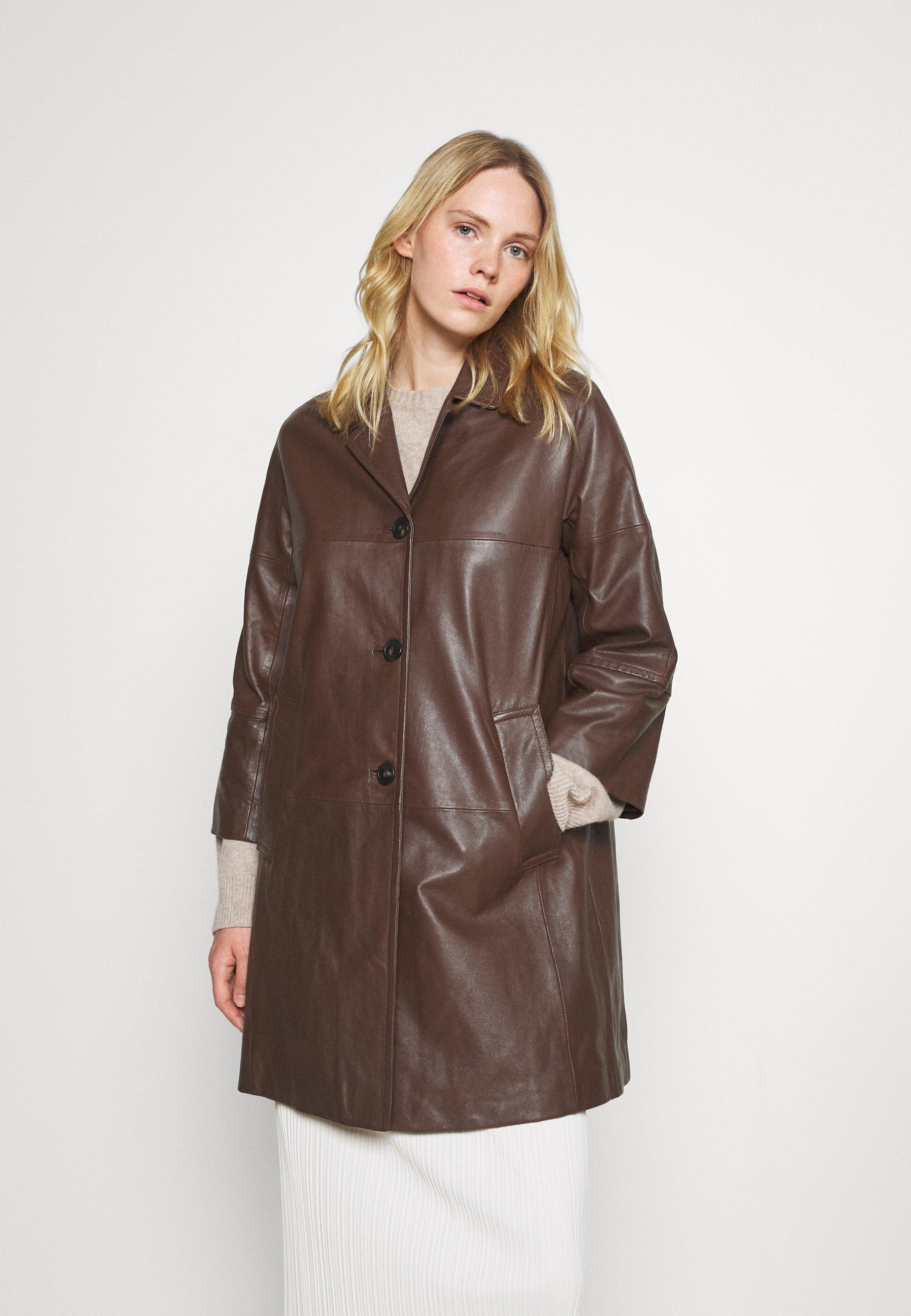 Women PANTONE - Leather jacket