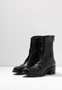 A.S.98 - Lace-up ankle boots - nero - 4