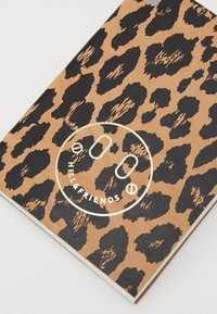 Hill & Friends - SMALL NOTEBOOK BOXED - Jiné doplňky - black/brown - 4