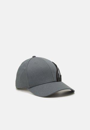 CORP SNAP HAT UNISEX - Pet - charcoal/black