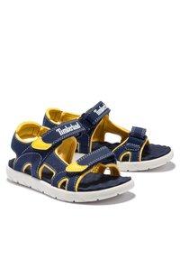 Timberland - Walking sandals - black iris - 4
