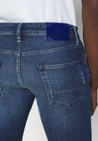 Scotch & Soda - DAILY ICON - Jeans slim fit - blue denim - 4