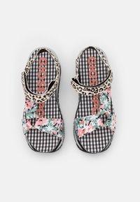 Gioseppo - Platform sandals - multicolor - 5
