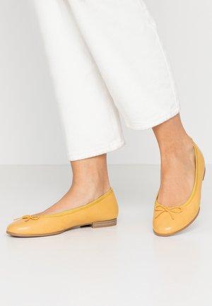 Ballet pumps - sun