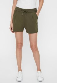 Vero Moda - EVA  - Shorts - green - 0