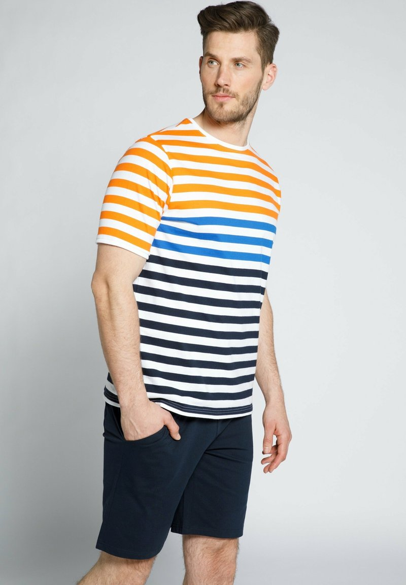 JP1880 - SET - Pyjamas - orange