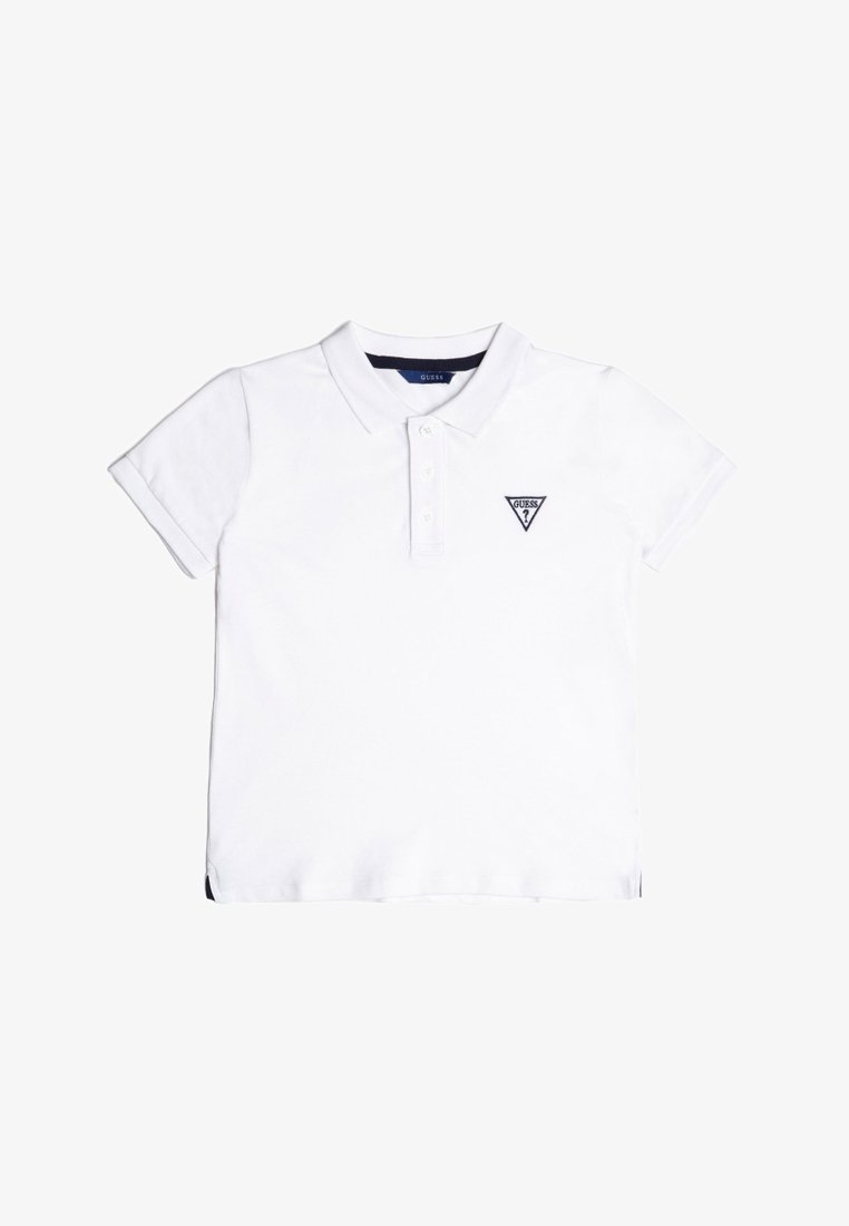 Guess - CORE JUNIOR  - Polo shirt - mehrfarbig/weiß