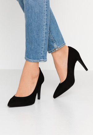 WIDE FIT DIAN - High heels - black