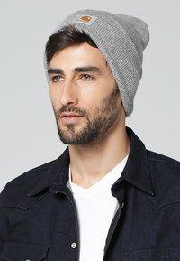 Carhartt WIP - WATCH HAT - Bonnet - grey heather - 0