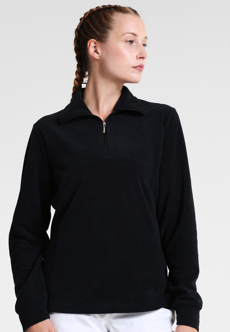 CMP - WOMAN - Fleece jumper - nero