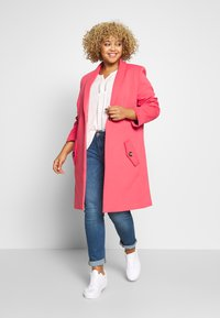 Simply Be - Blazer - coral