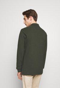 Barbour International - Polo shirt - jungle green - 2