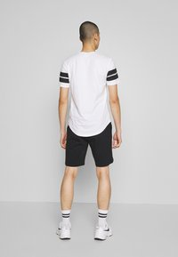 Only & Sons - ONSNEIL 2 PACK - Shorts - black/grey - 3