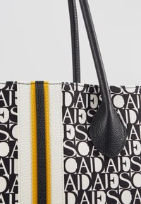 Escada Sport - CANVAS SHOPPER - Shopping bag - black - 6