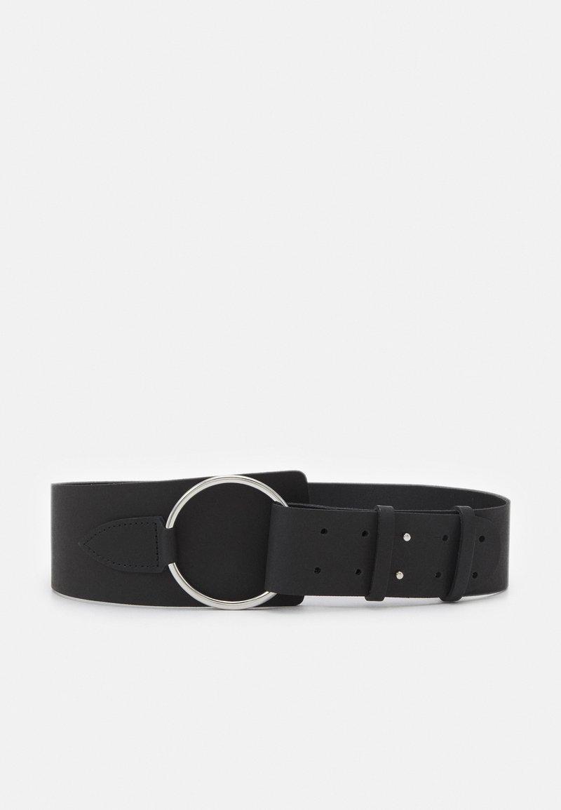 Vanzetti - Waist belt - black