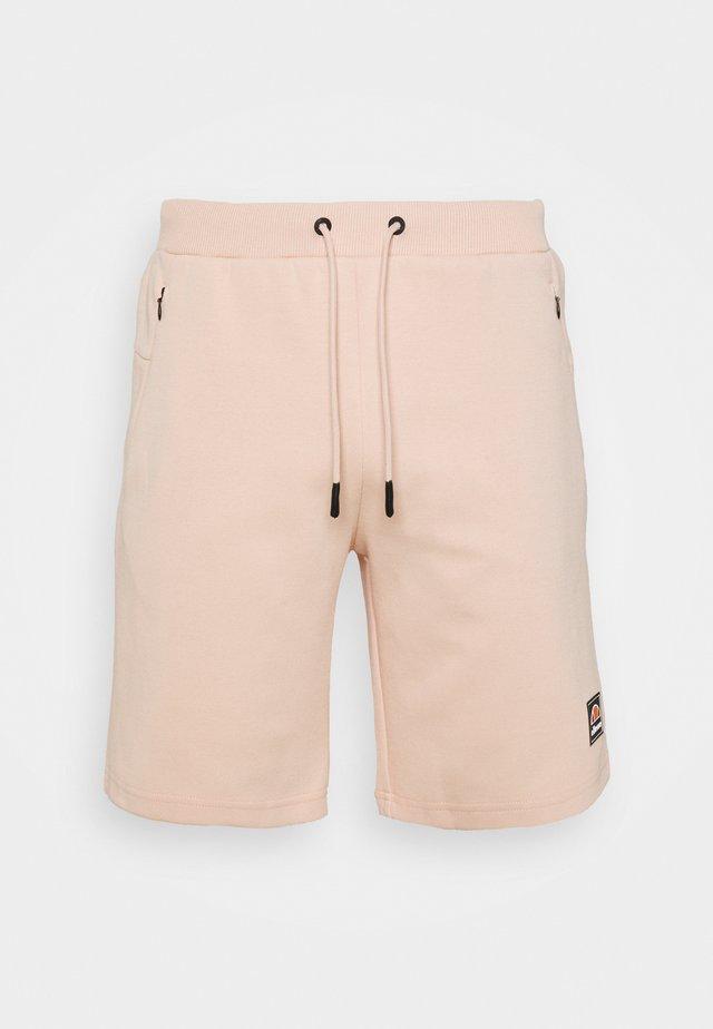 SANCHOR SHORT - Sports shorts - light pink
